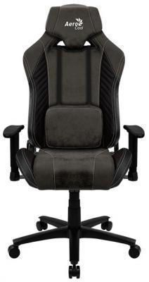 Кресло для геймеров Aerocool BARON Iron Black чёрный (4710562751161)