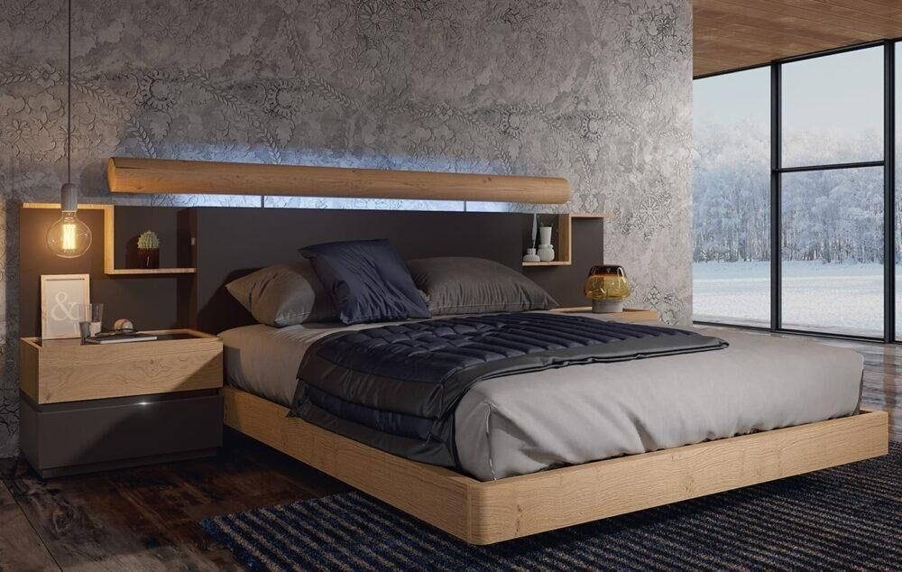 Кровать Kuffert Class 180х200