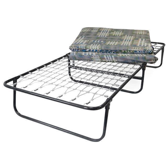 кровать-тумба раскладная КТР-4(800) 1900х800х340мм со съемным матрасом в ассортименте
