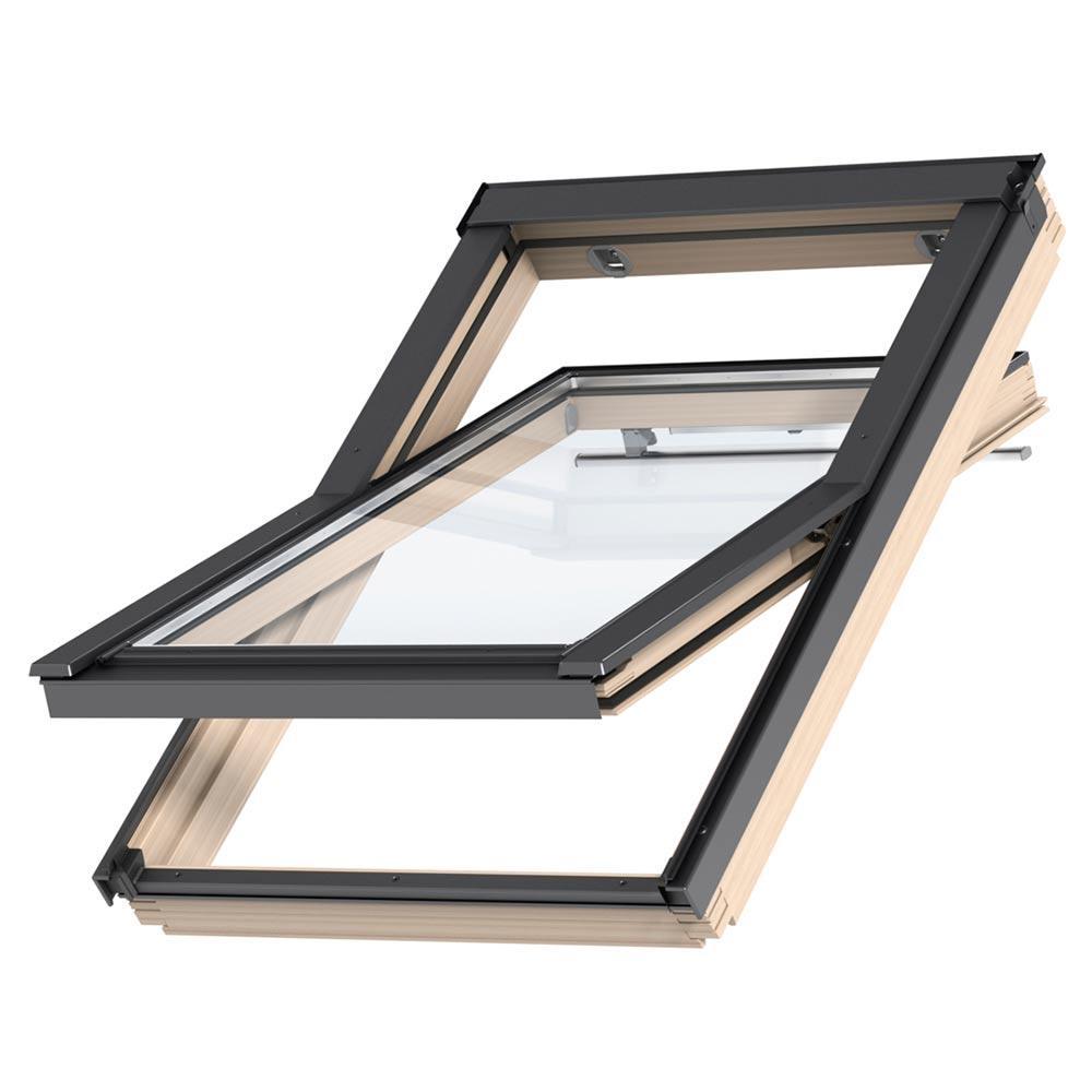Описание Окно мансардное Velux Optima GZR CR02 3061 550х780 мм