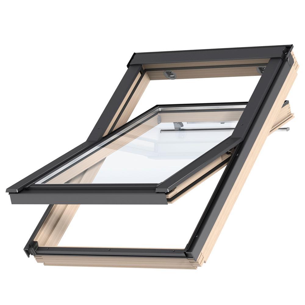 Описание Окно мансардное Velux Optima GZR MR06 3050 780х1180 мм