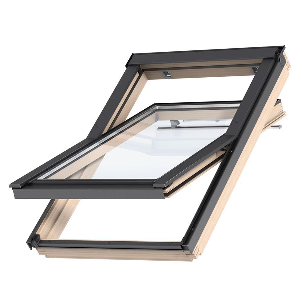 Описание Окно мансардное Velux Optima GZR SR08 3050 1140х1400 мм
