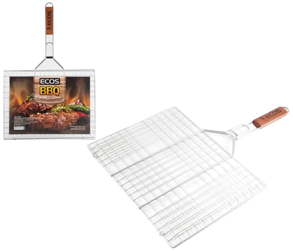 Описание Решетка для барбекю Ecos RD-105D 999618
