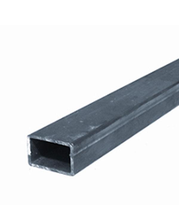 Описание Труба профильная 50х25х2 мм прямоугольная 6 м
