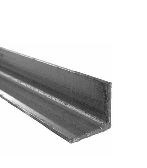 Описание Уголок горячекатаный 45х45х4 мм 6 м