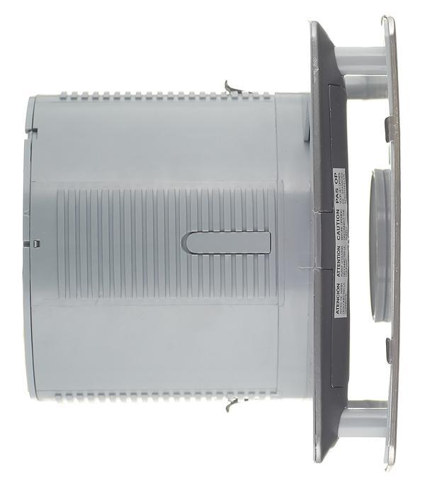 Описание Вентилятор осевой Cata X-Mart 12 170х170 мм d120 мм серебро