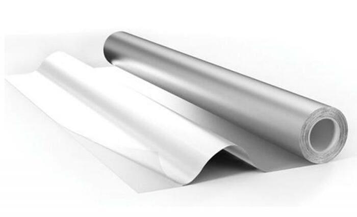 пароизоляция для бани алюминиевая фольга